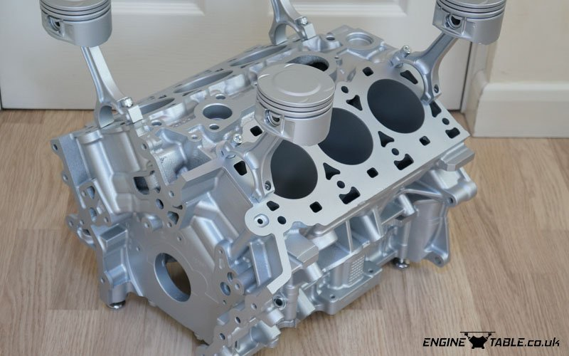 amazing v6 engine coffee table by engine table uk. Black Bedroom Furniture Sets. Home Design Ideas