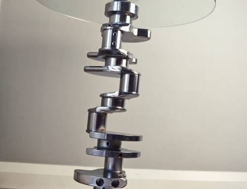 Mercedes V8 Crankshaft Table
