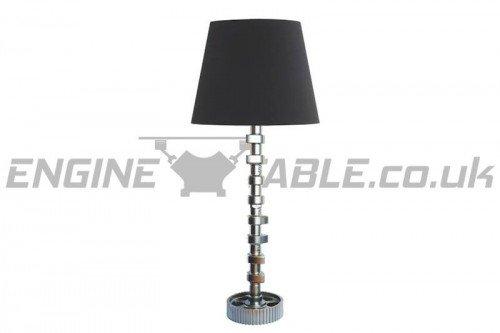 Upcycled Car Parts   Amazing Camshaft Lamp, Crankshaft Lamp.