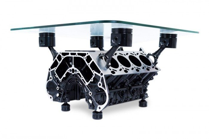 BMW v8 Engine Table