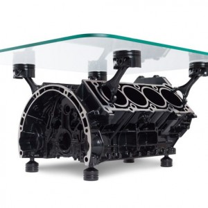 Mercedes AMG v8 Engine Table