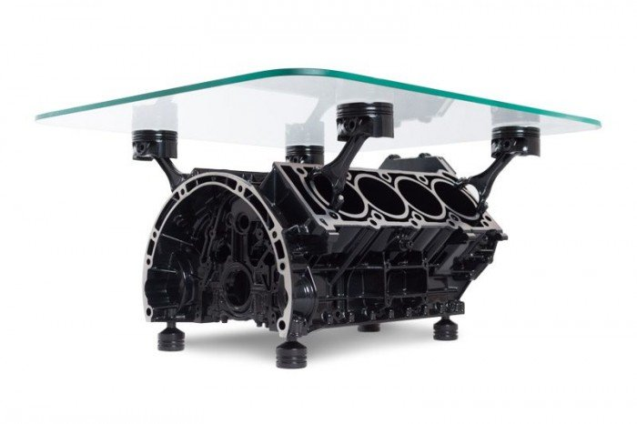 Mercedes AMG v8 Engine Table
