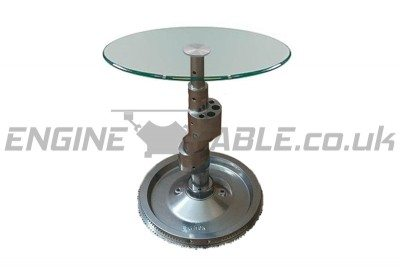 Mazda eccentric shaft table