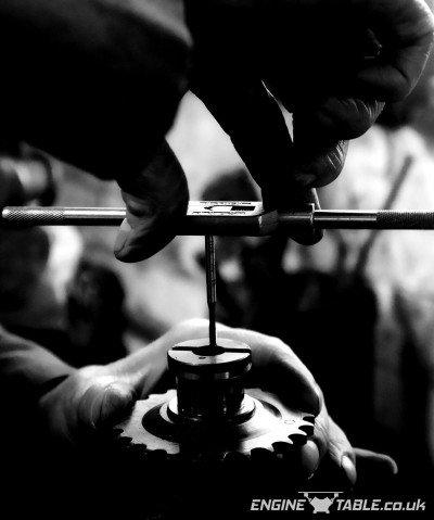 CAMSHAFT LAMP ENGINEERING