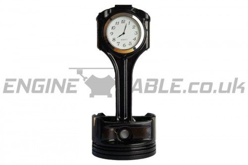 Mercedes AMG Special Black Piston Clock