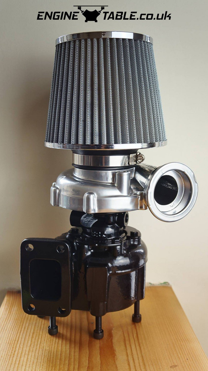 Amazing Gift Car Turbo Lamp By Engine Table Uk