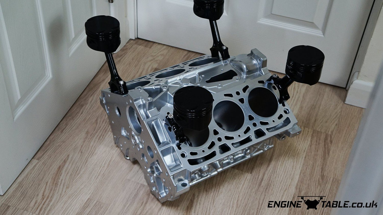 Amazing V6 Engine Coffee Table By Engine Table Uk