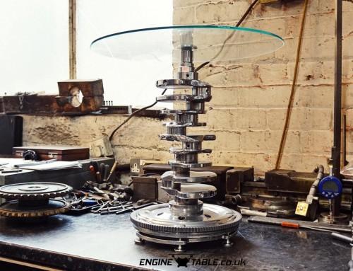 Ford Crankshaft & Flywheel End Table