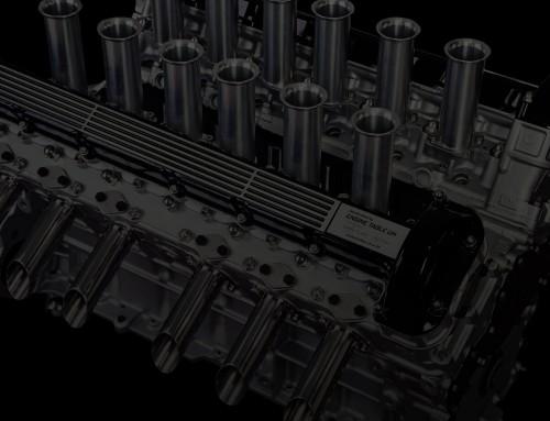 """Jaguar V12 """"Symphony"""""""