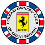Ferrari Owners Club Logo