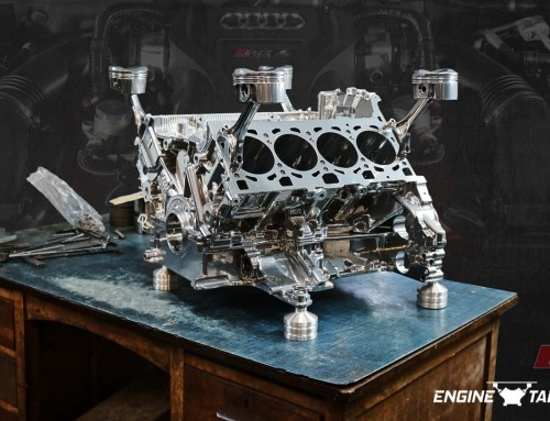 Audi RS4 Engine Table